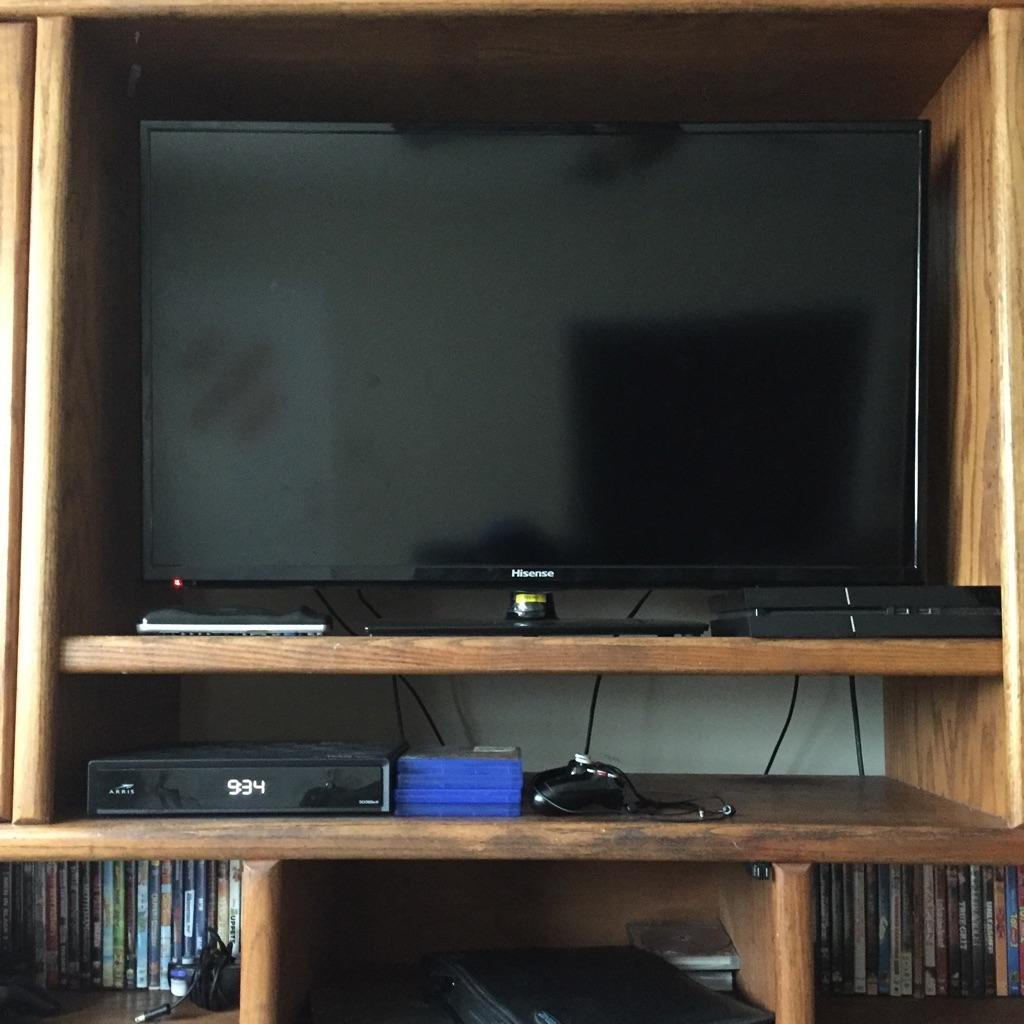 40' HDTV