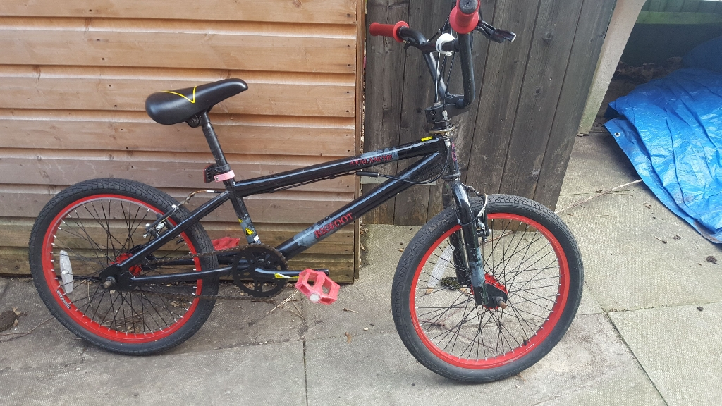 Bigfoot BMX