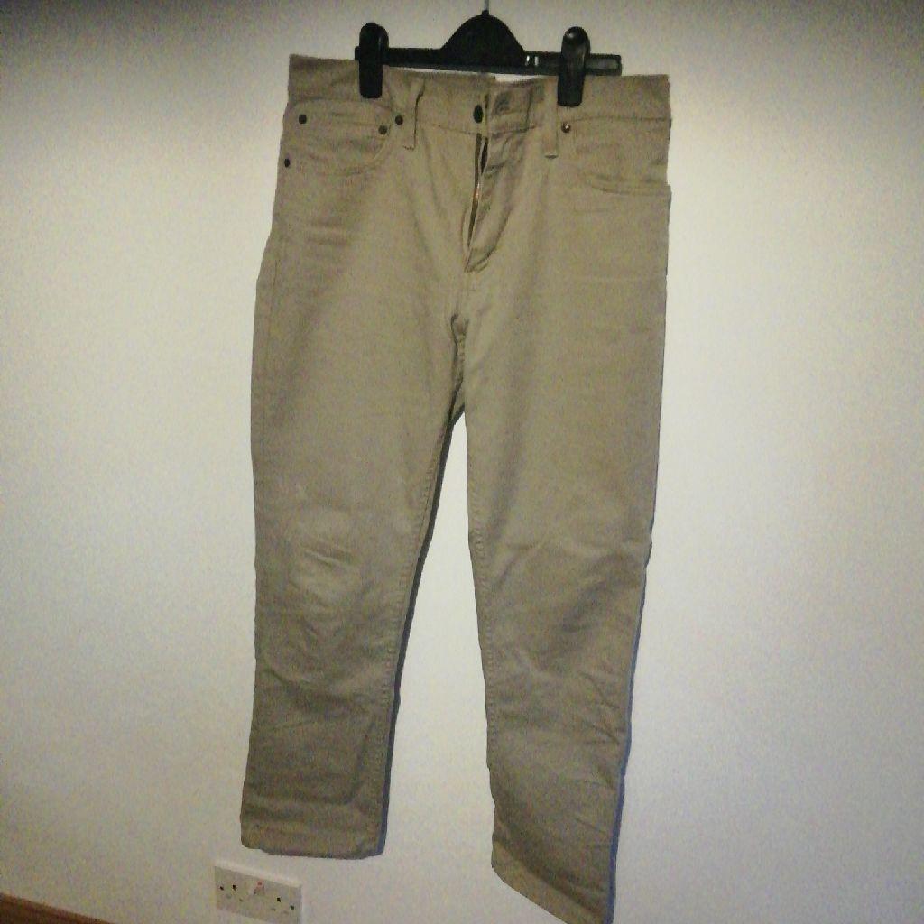 Men's jeans Levis