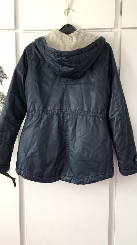 George coat size 8