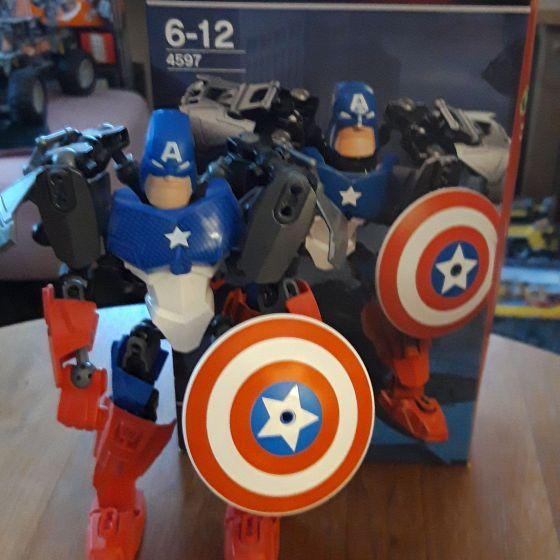 Lego super heroes 4597