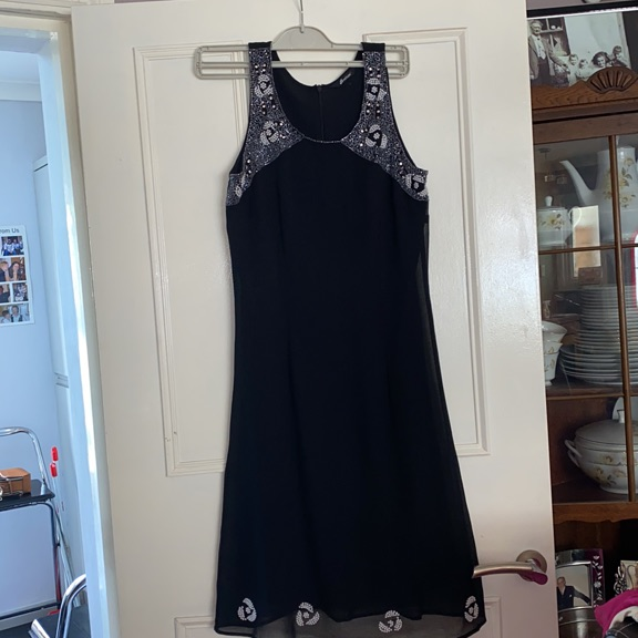 Lovely silk Dress