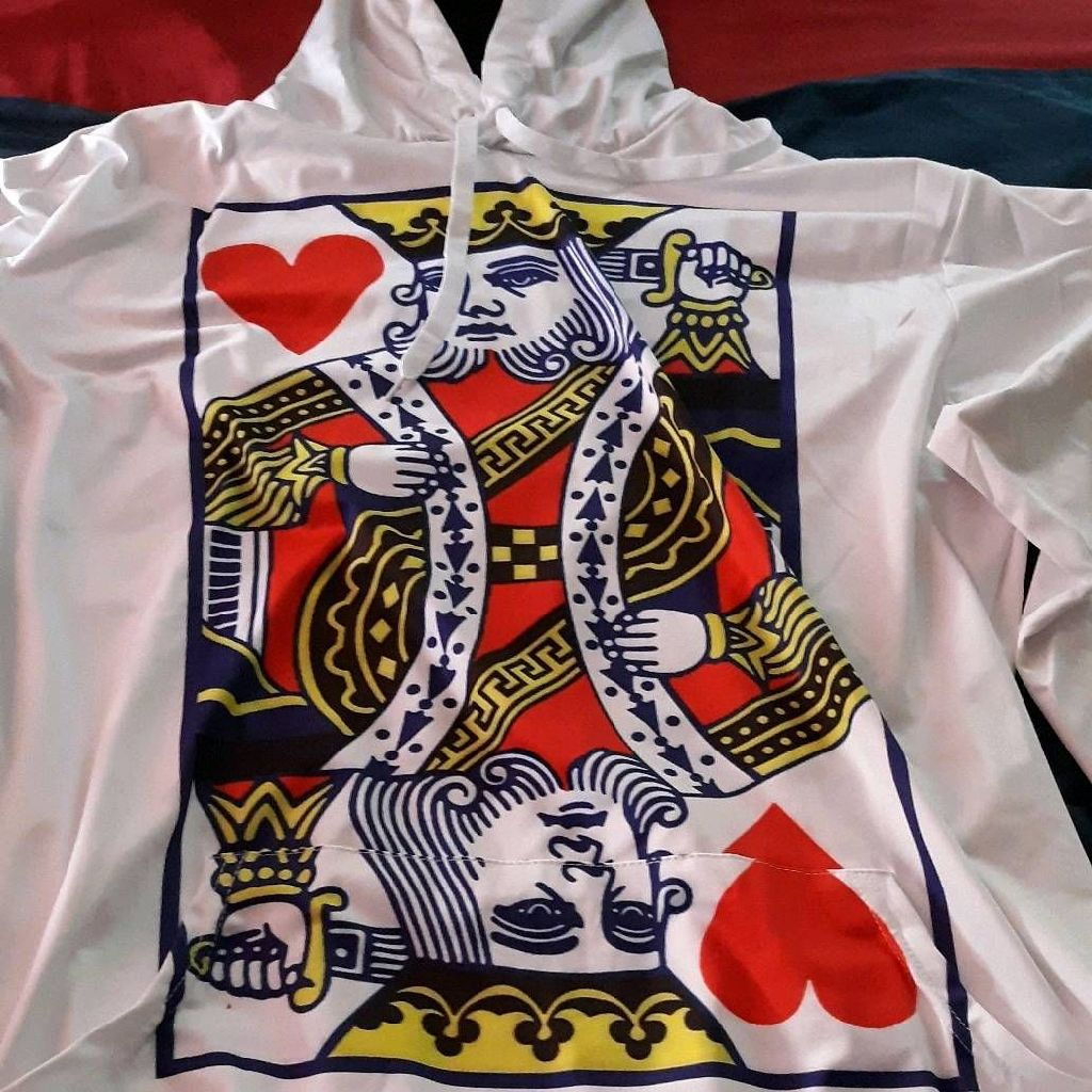 King of Hearts Hodie