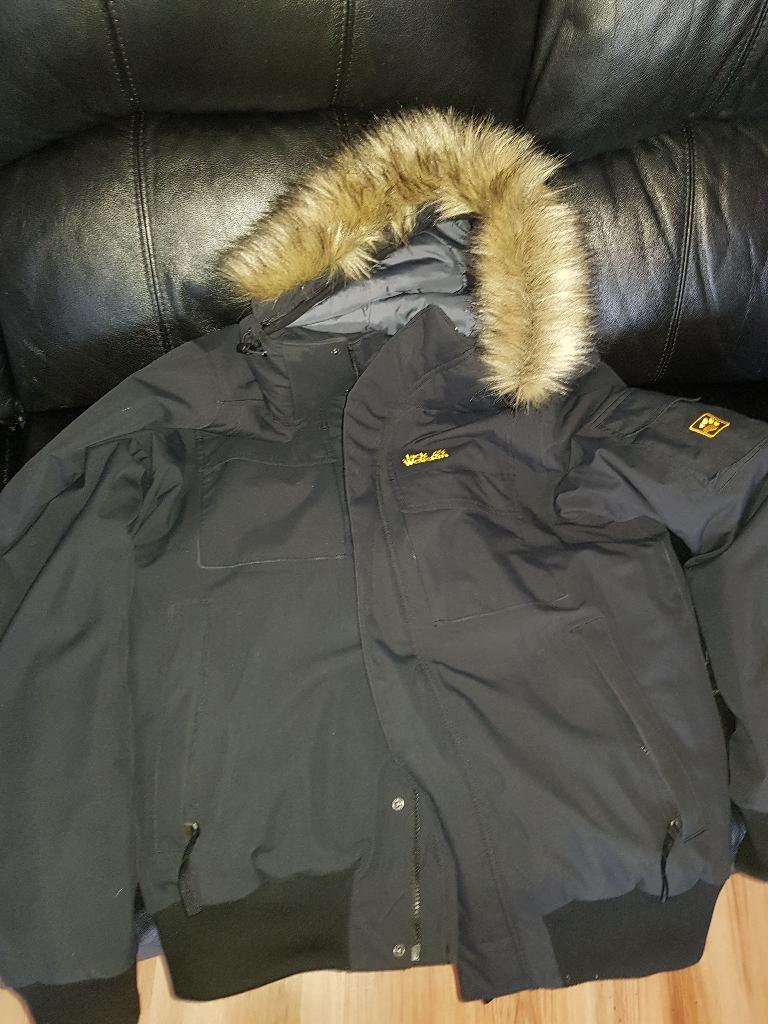 Jack Wolfskin men's coat