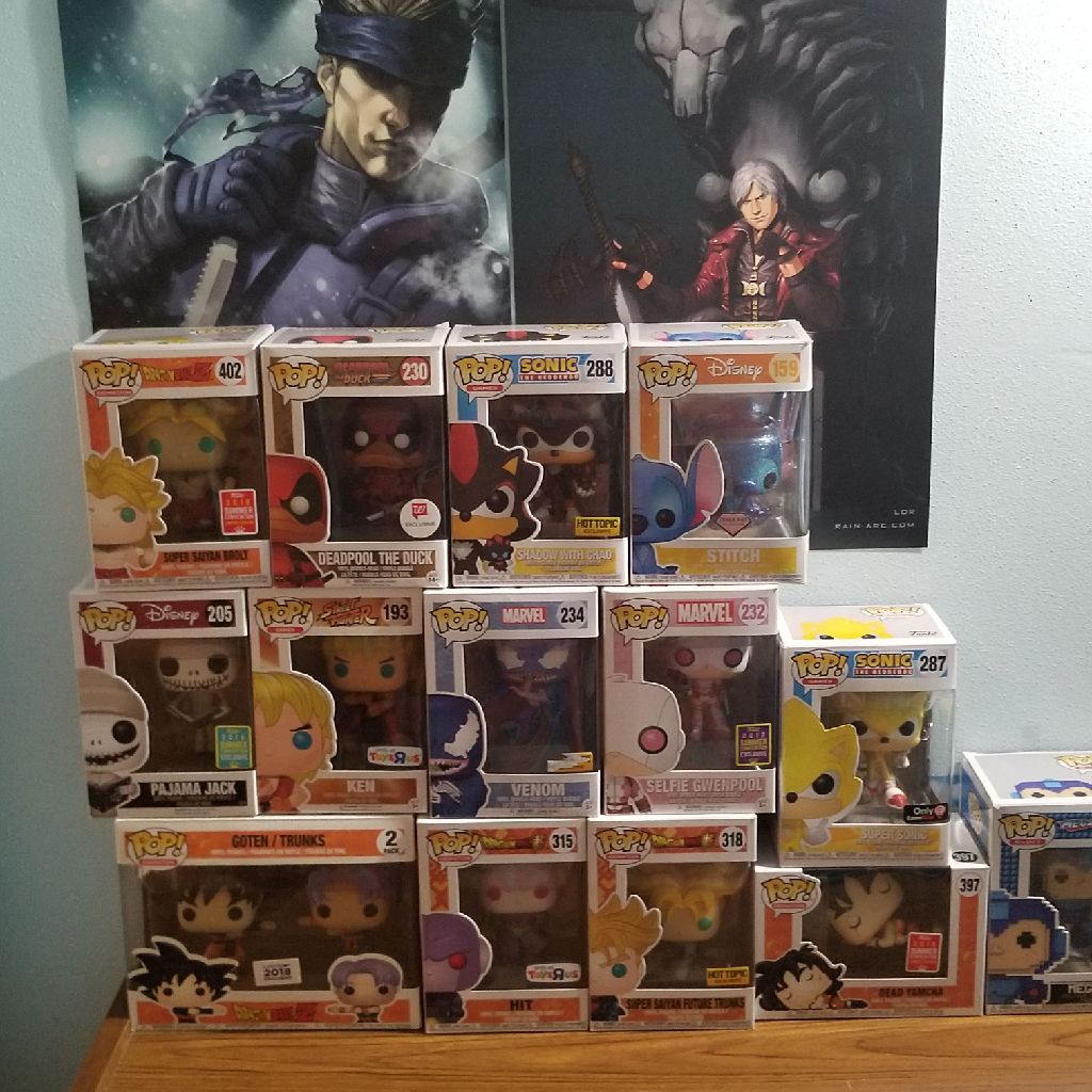 Boxed Pops
