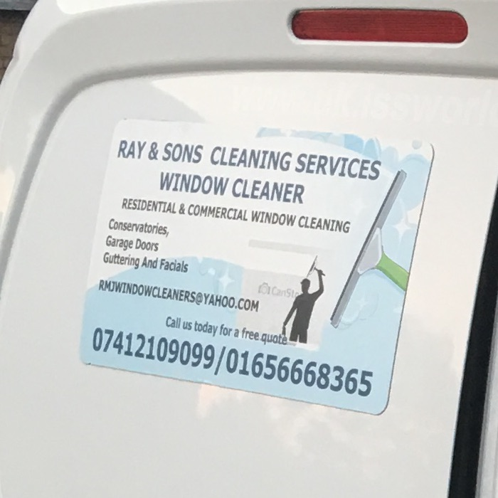Ray & Sons Window Cleaning Services