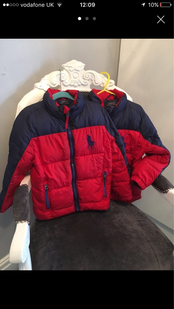One kids genuine Ralph Lauren