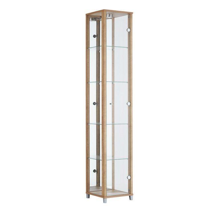 Glass display cabinet Argos