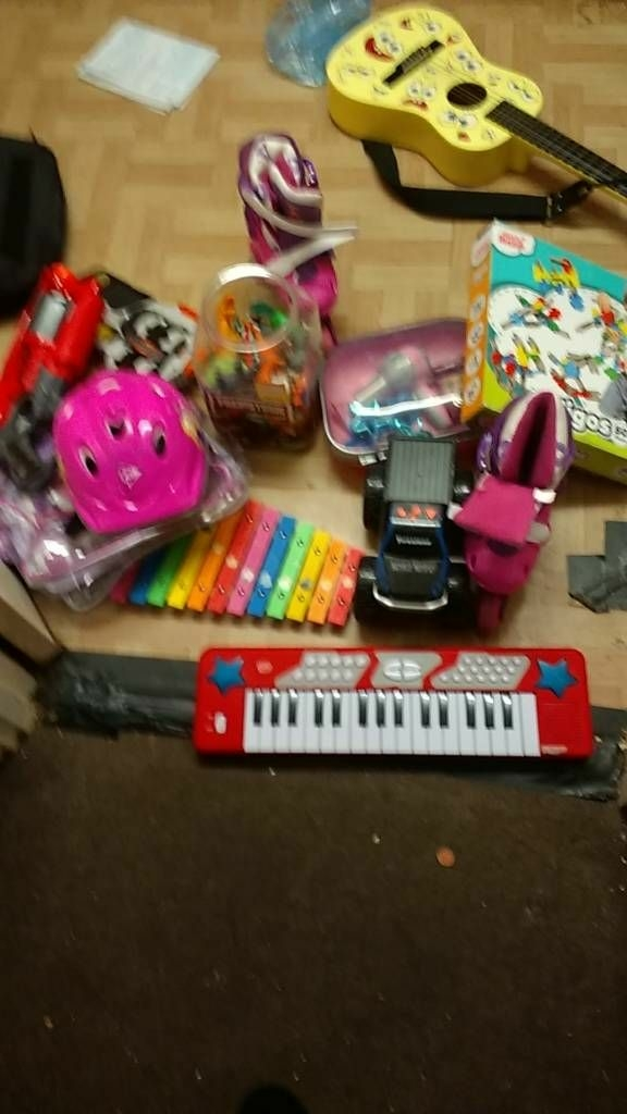 toys bulk job lot