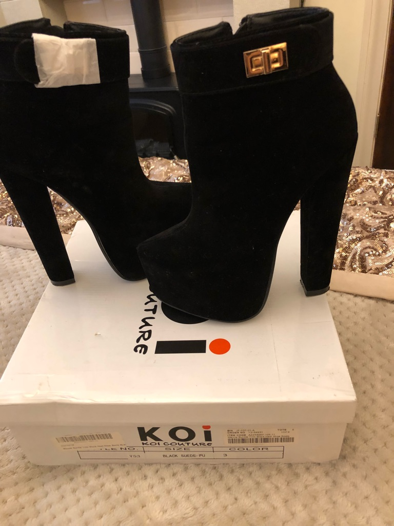 Brand new In Box Size 3