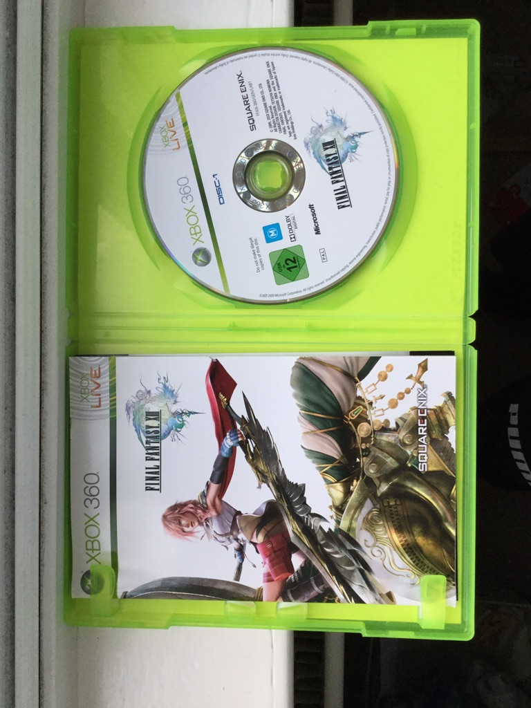 Final Fantasy XIII -- Classics Edition (Microsoft Xbox 360, 2010)