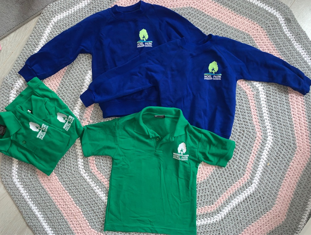 Noel Park Primary Schools Nursery Uniform