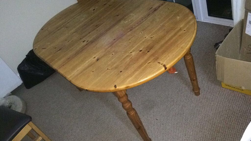 4-6 people dining table