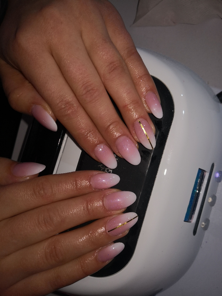 Nails Extension and eyebrows threading