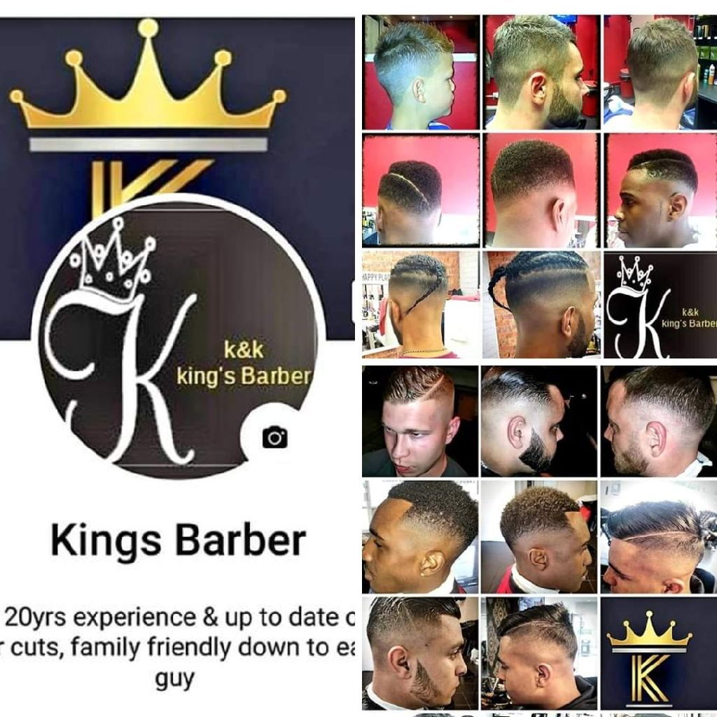 K&K Kings barber