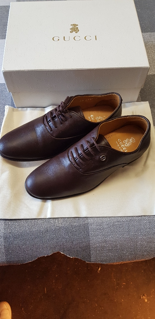 Boys gucci shoes