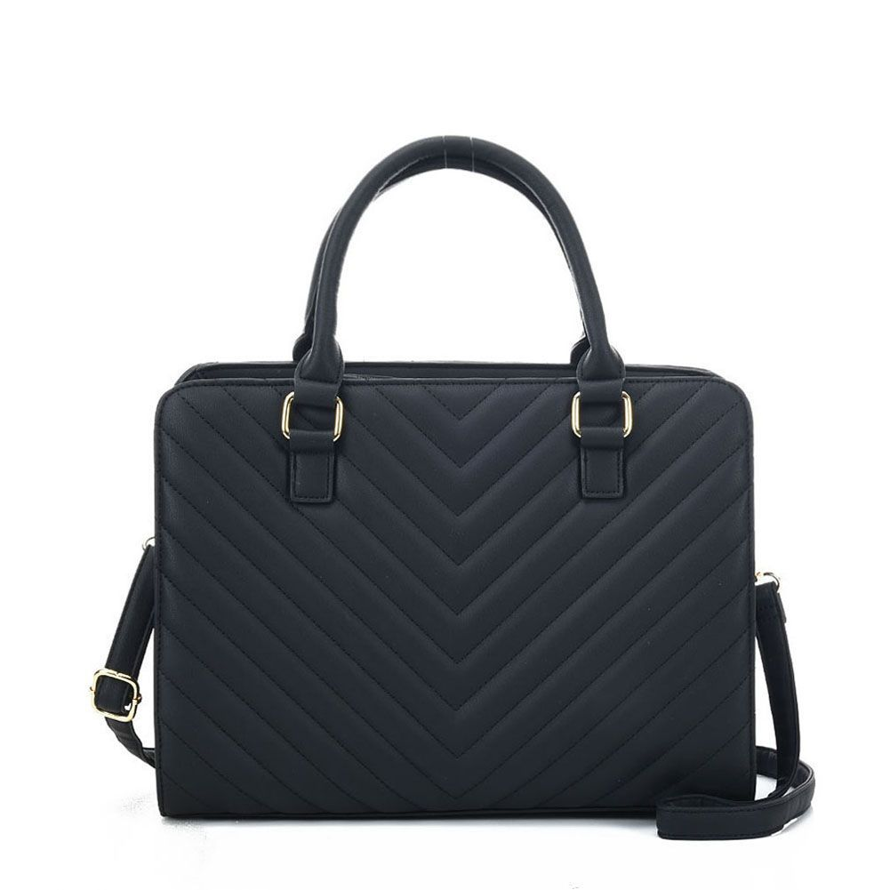 very large black bag