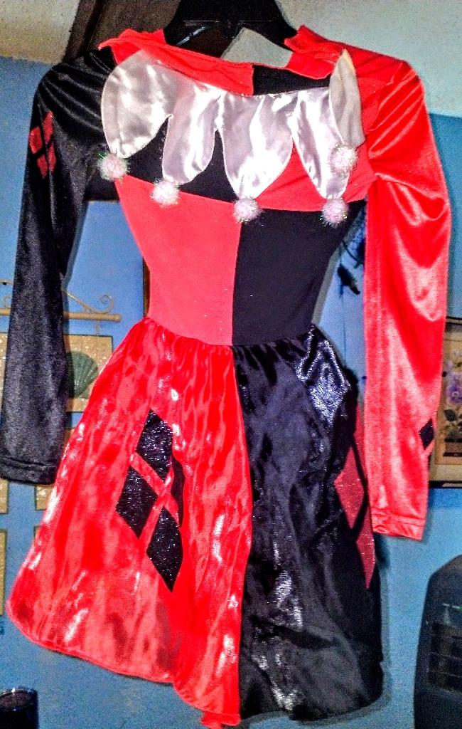 Halloween costume for little girls