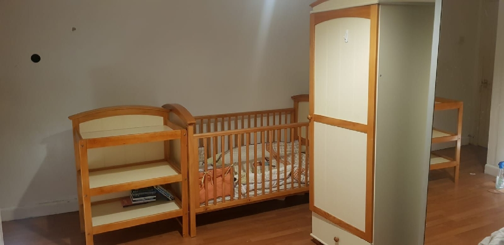 Nursery Bedroom Furniture