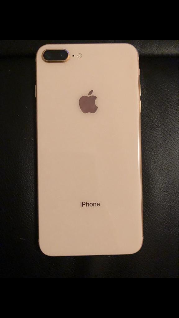 RoseGold 64g iPhone8Plus