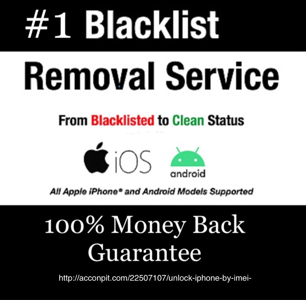 Unlock iPhone™ by IMEI - $37