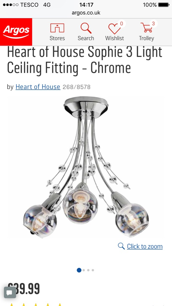 Chrome Lights