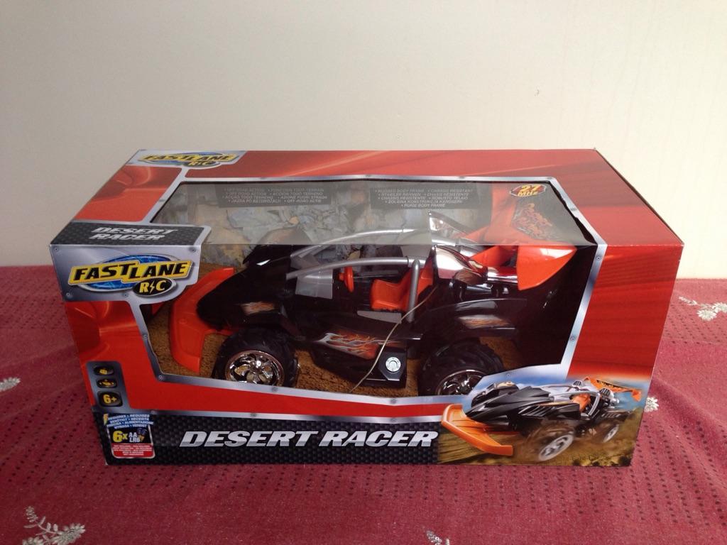 Fasterland RC Desert Racer 27MHz