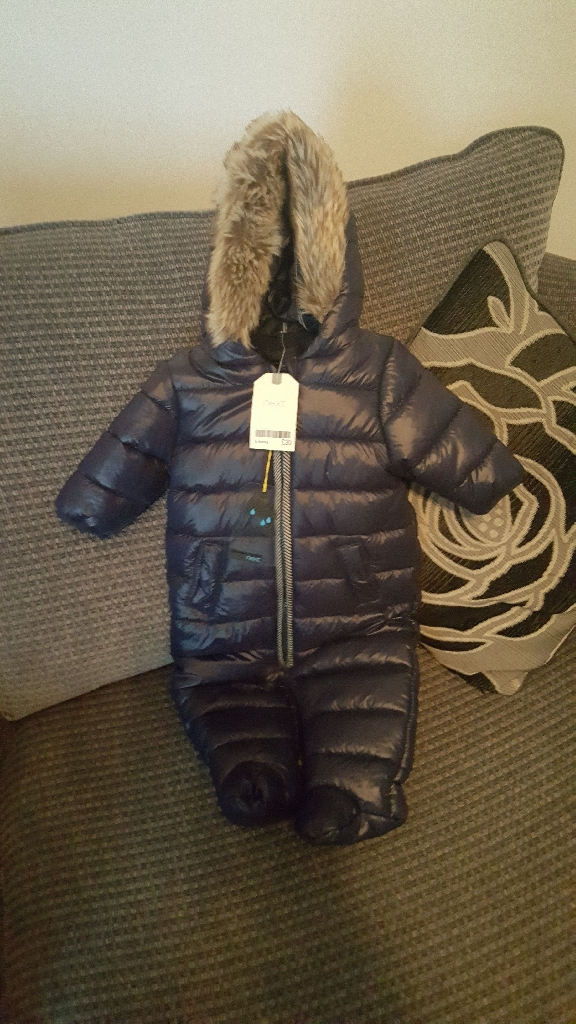 3-6 Month Snow/Pramsuit From Next