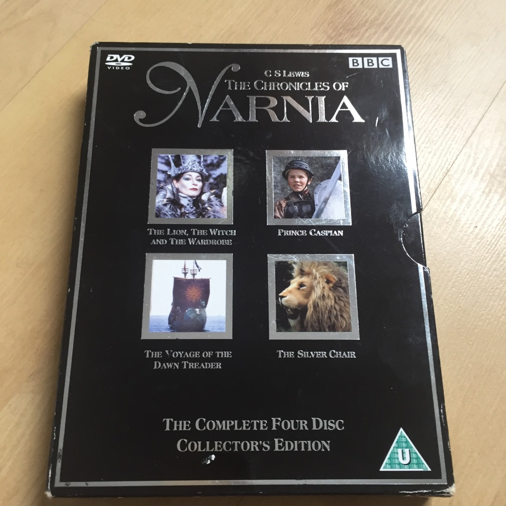 The Chronicles of Narnia BBC 4 Disc