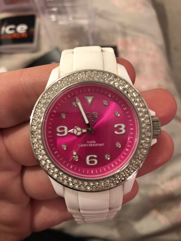 Women's ice watch