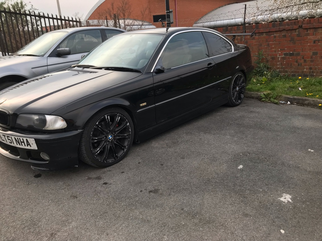 Breaking for spares bmw 325ci