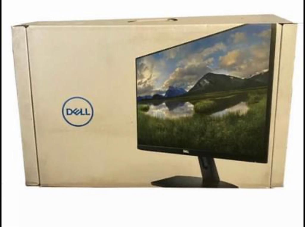 "DELL SE2219H Full HD 22"" LED Monitor Black"
