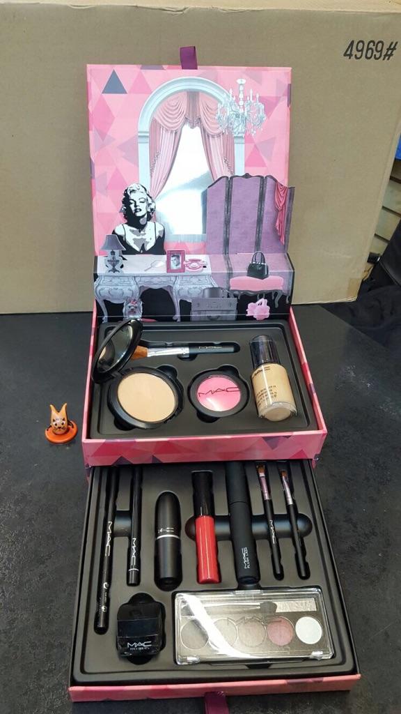 Designer make up sets