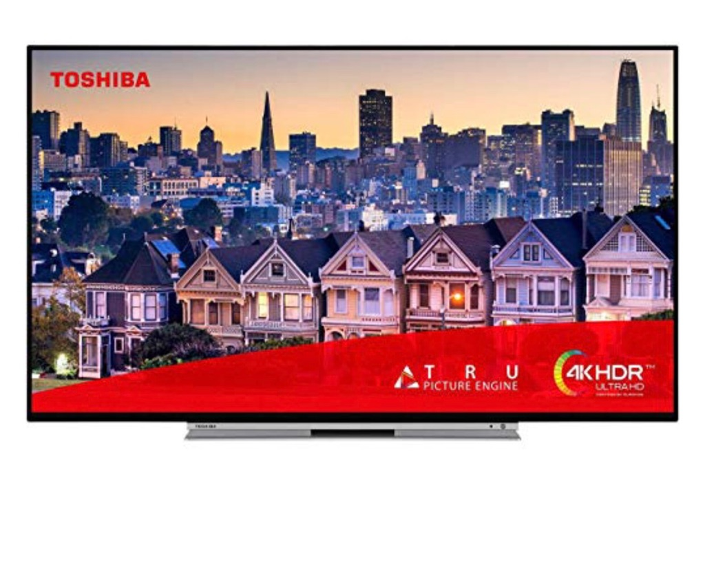 TOSHIBA SMART TV 4K UHD 49INCH