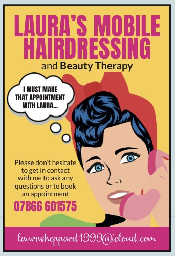 Laura's Mobile Hairdressing and Beauty Therapy