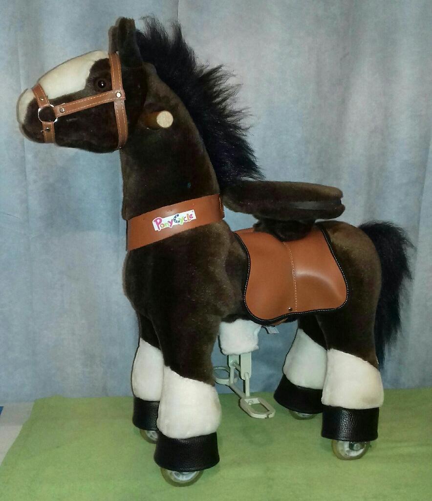 GENUINE Kids PonyCycle Ride-on Toy. HOT XMAS TOY!