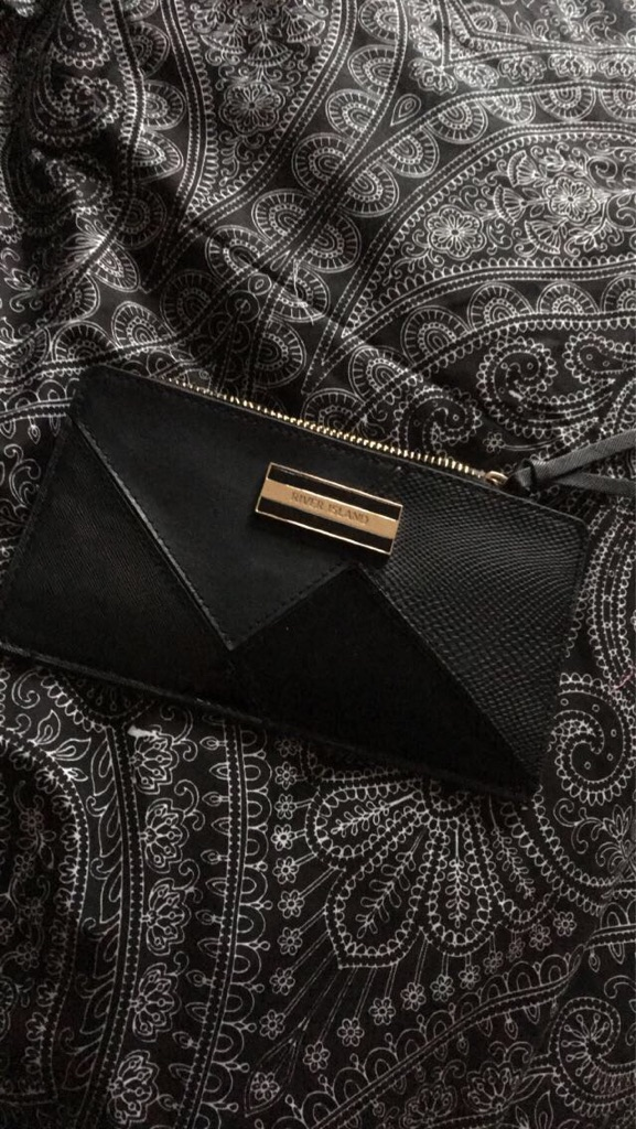 River island purse.