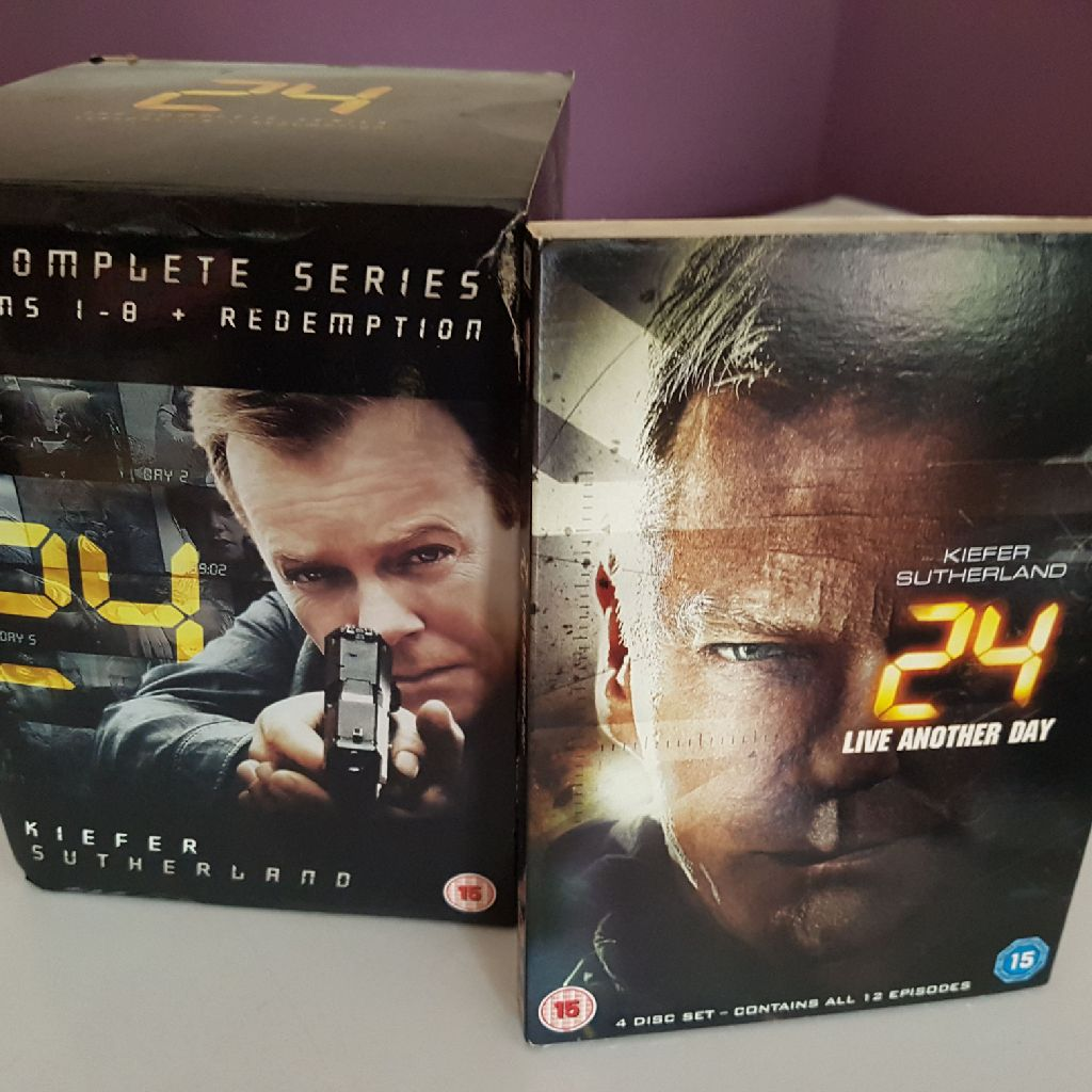 24 Complete Box Set