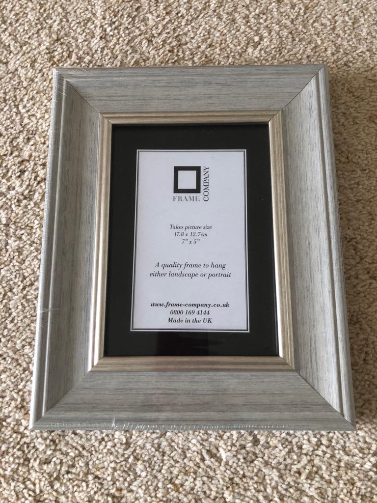 Grey Photo Frame