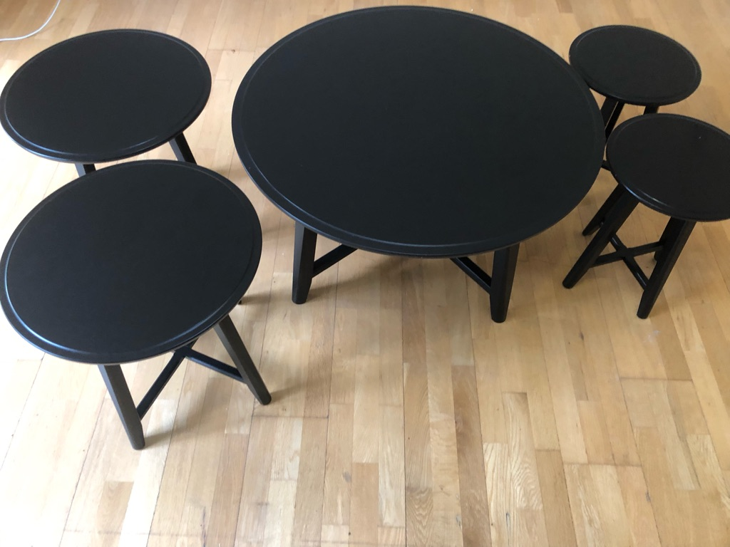 Ikea KRAGSTA coffee and nest of tables RRP £185
