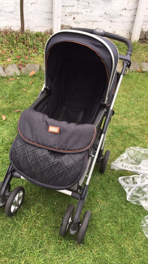 Silver cross special edition country pram/buggy