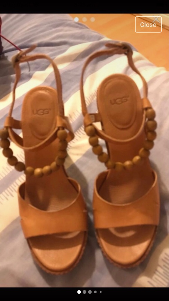 Women's UGG shoes size 5