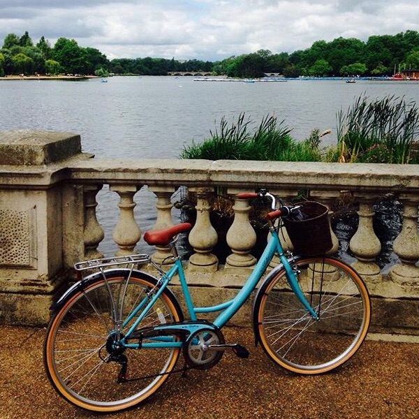 NEW BIKE - Heritage Women's Bike