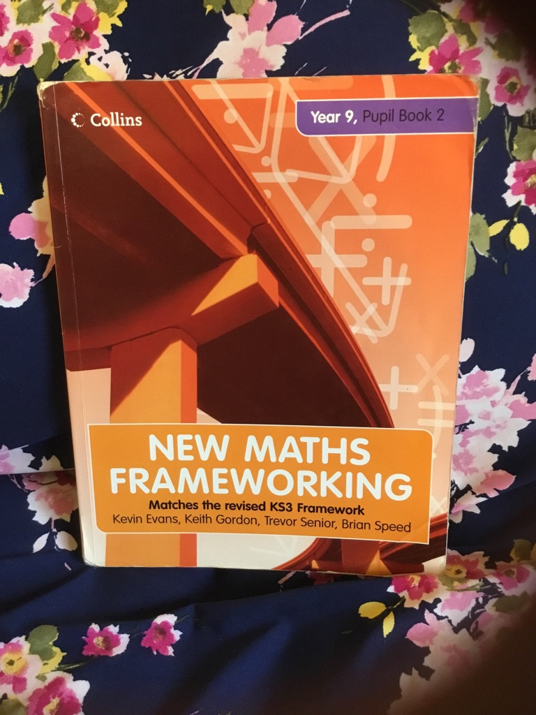 Collins year 9 maths textbook