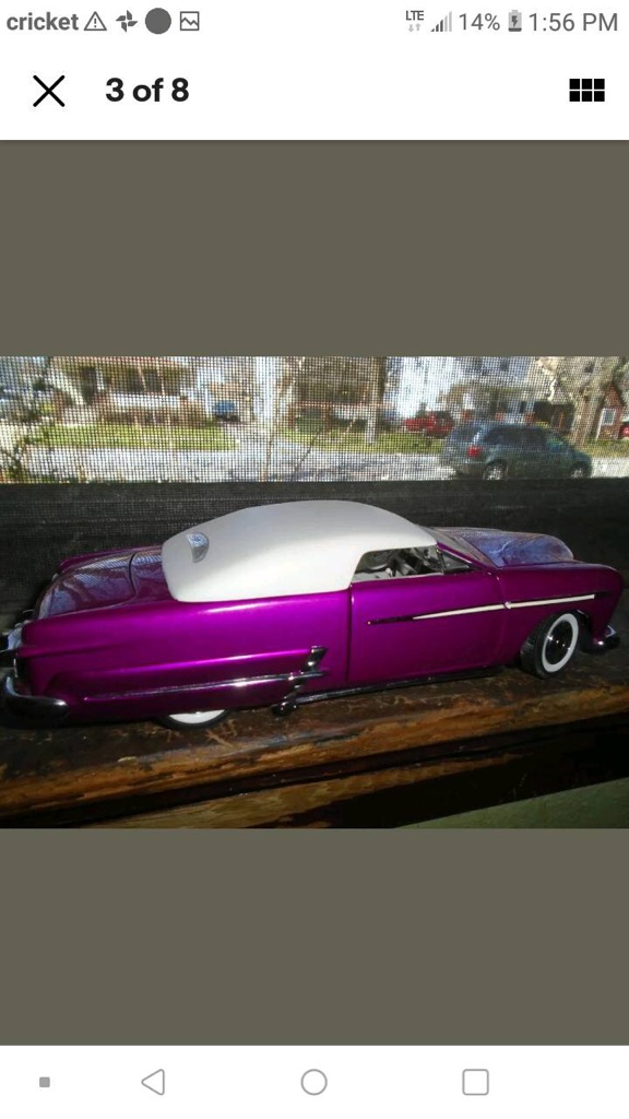 Danberry mint 1949 Ford lead sled