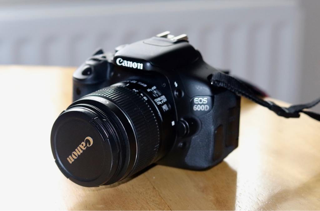 Canon 600d URGENT