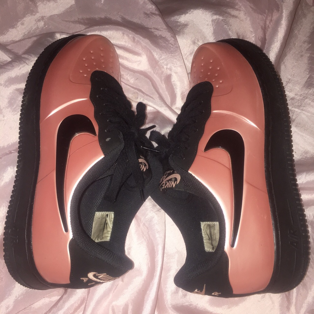 Men's Limited Edition Stardust Pink Nike Airforce 1