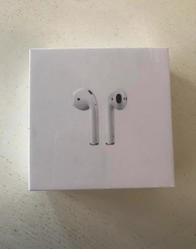 2nd generation AirPods!