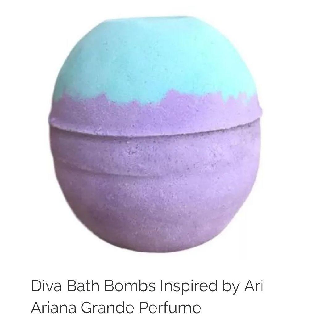 Fragranced Bath Bomb