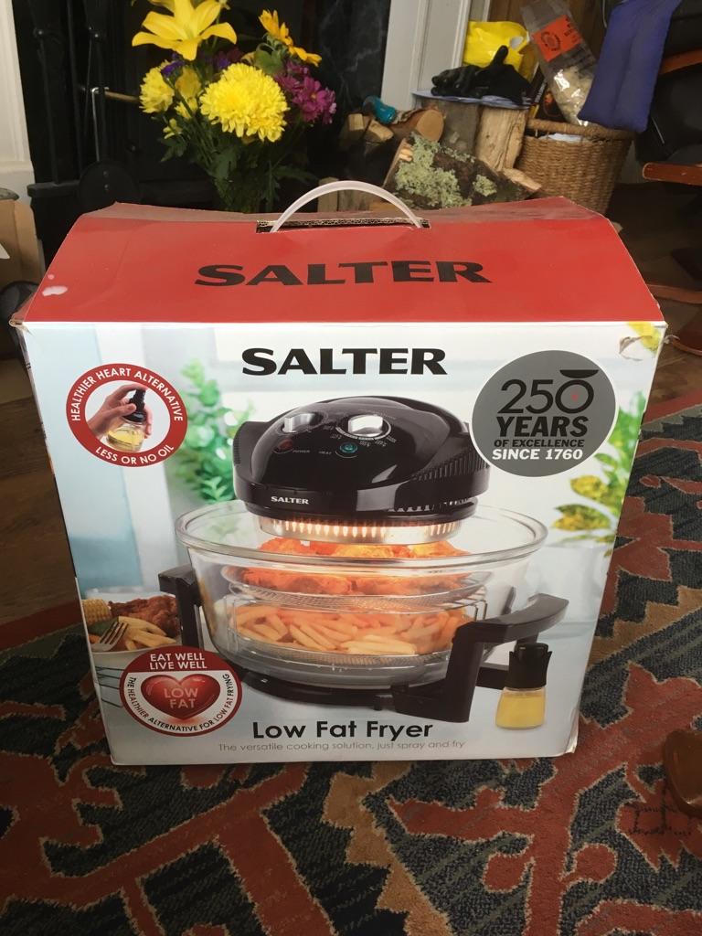 Low Fat Fryer